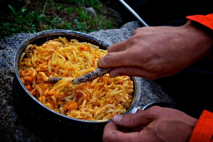 The Best Backpacking Food