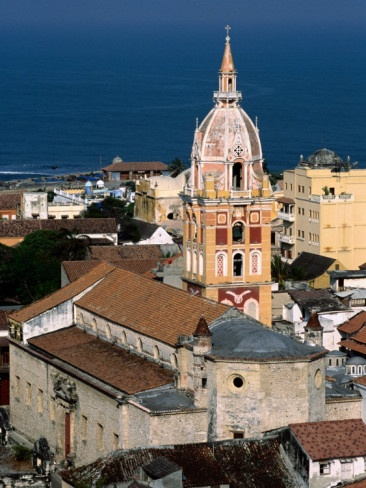 Cartagena, Columbia - Loved the colors, architecture, vitality, and history!