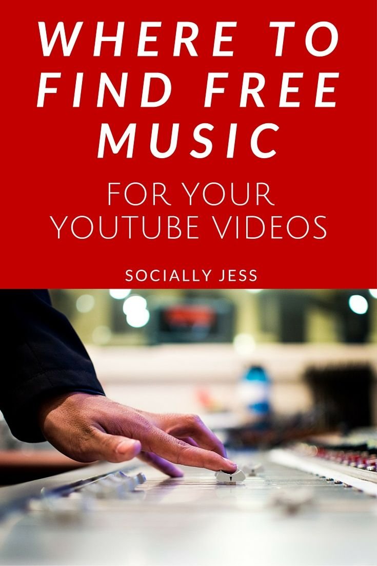 Where to find free music for Youtube videos - if you're creating Youtube videos…                                                                                                                                                                                 More