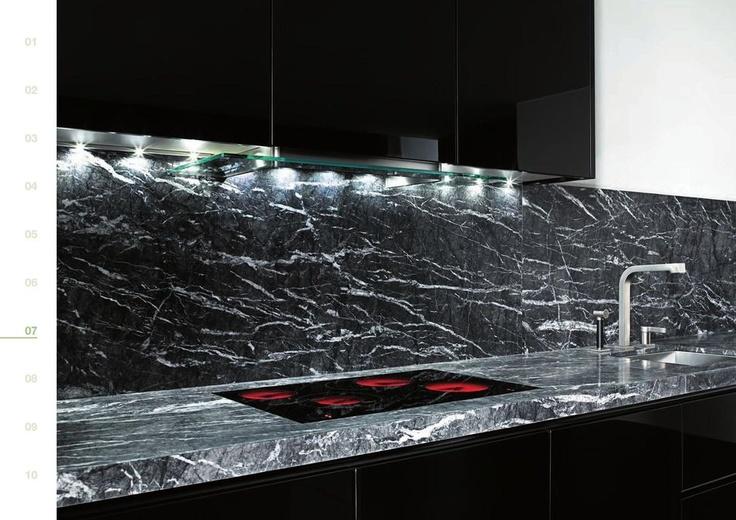 Moderní designové kuchyně ABC Cucine, více na: http://www.saloncardinal.com/galerie-abc-cucine-714