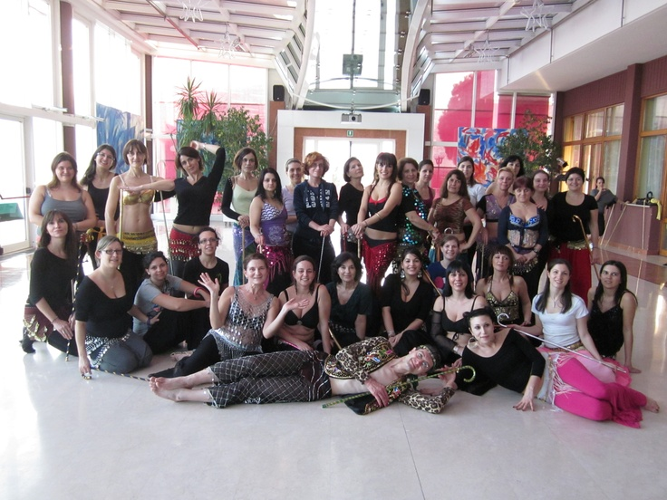 Saidi, Danza del ventre Milano, Claudia Lunetta
