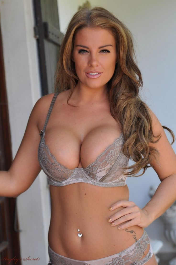 Busty cara brett squeezes her big titties in the bathroom 3