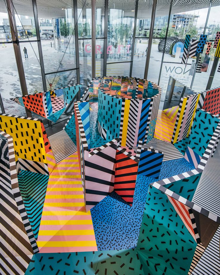 "<p>Camille Walala is a graphic artist and a self-proclaimed ""purveyor"