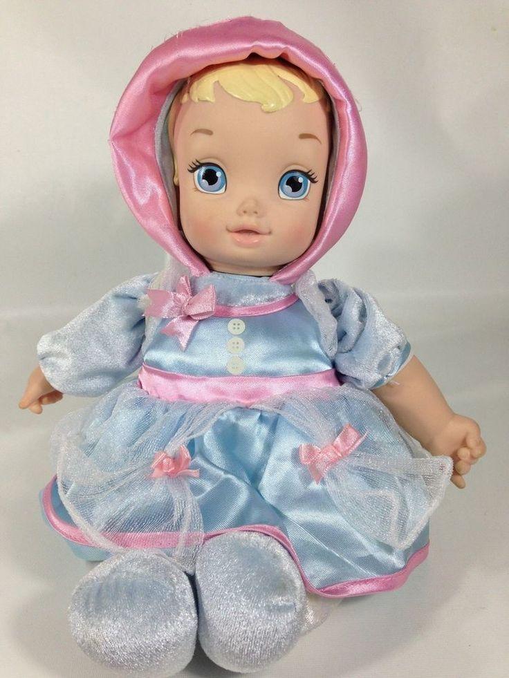 Cinderella My First Disney Princess Bedtime Baby Doll Cuddly & Soft Body  #Disney