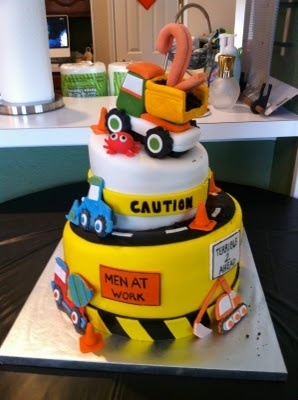 Truck party cakeBirthday Parties, Construction Parties, Construction Cake, Parties Cake, Cake Ideas, Boys Birthday, Trucks Parties, 2Nd Birthday, Birthday Ideas