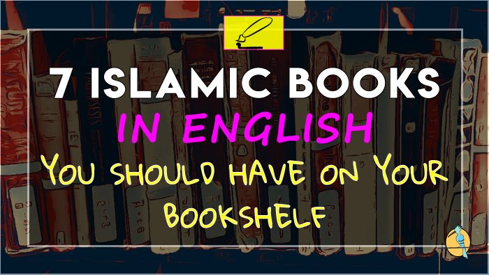 So many great Islamic books out there are not translated in english and that makes you want to pull out your hair since you are not an Arab or Urdu speaker (or prefer reading books in english) You get me? I figured this list would help guide you towards investing your time and money on Islamic books in english (Most of these are originally written in Urdu/Arabic but translated in Englsih) that are concrete in knowledge, authentic and reliable. Happy reading!