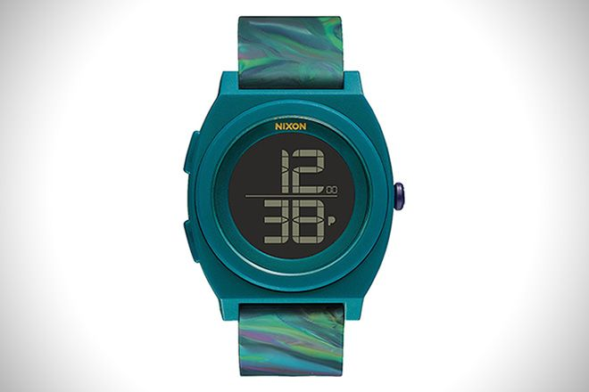 Nixon Time Teller Digi Watch