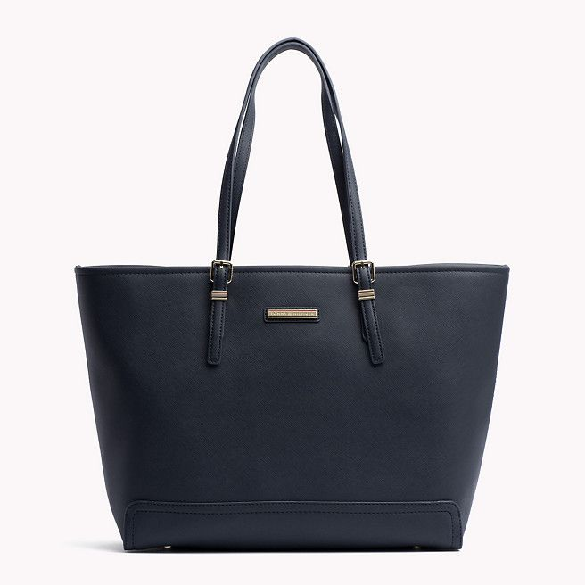Tommy Hilfiger Saffiano Tote - midnight (Blue) - Tommy Hilfiger Totes & Satchels - main image