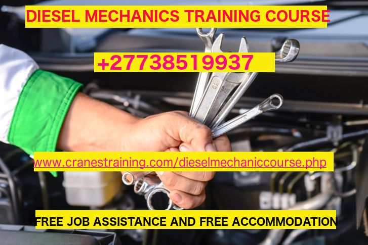 DIESEL MECHANIC SCHOOLS IN SOUTH AFRICA (JOHANNESBURG, PINETOWN, DURBAN, PRETORIA, GAUTENG, CAPE TOWN, SECUNDA, WITBANK, RICHARDS BAY, GERMISTON, PORT ELIZABETH +27738519937
