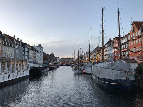 Nyhavn, Copenhagen, DK. Taken by Bennie.