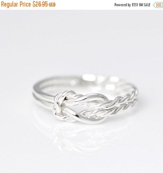 Best 25 Love knot ring ideas on Pinterest Knot promise ring