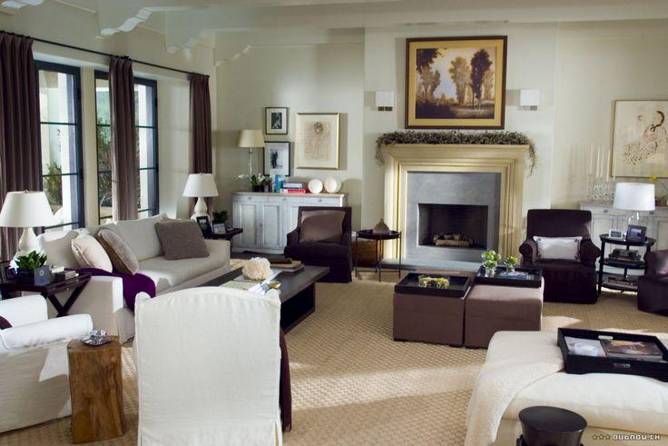 Bildresultat för nancy meyers interiors
