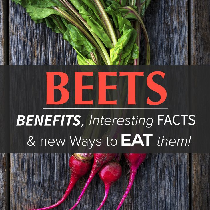 Beet Benefits, Interesting Facts, and new ways to eat them! http://www.draxe.com #health #natural #holistic