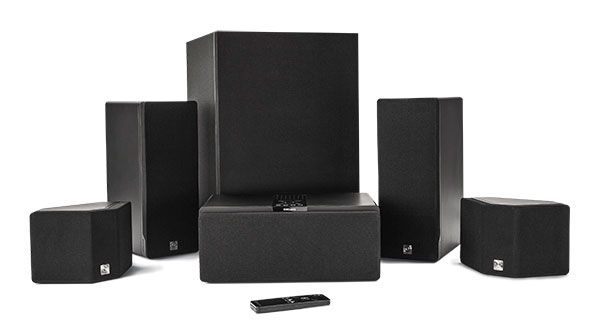 Enclave Audio CineHome HD Wireless Home Theater System Review