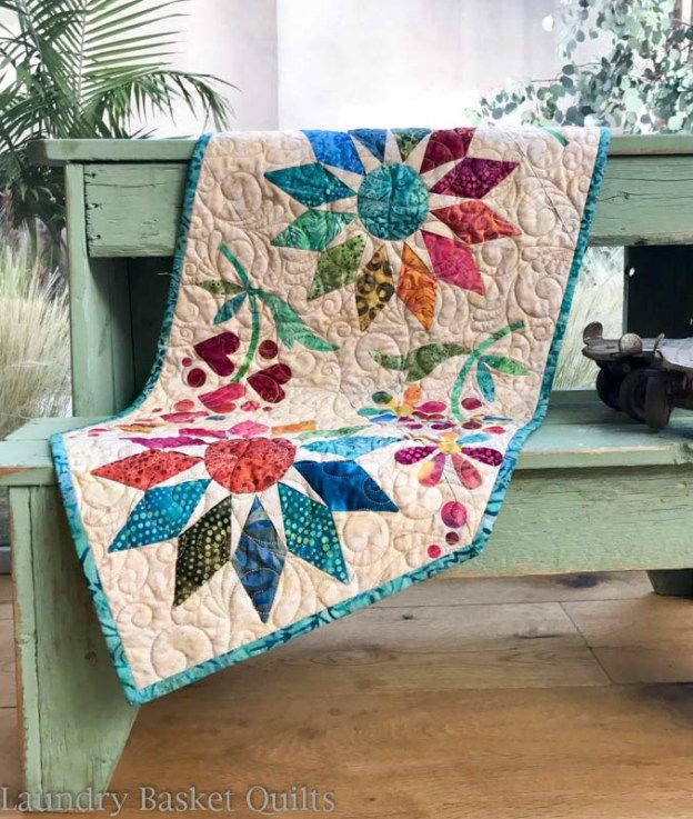 Shooting Star Let S Make A Block In 2020 Laundry Basket Quilts