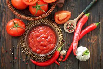 Sauce tomate maison | Recettes Cookéo