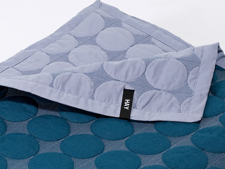 Mega Dot bed cover by HAY   Really Well Made   Really Well Made