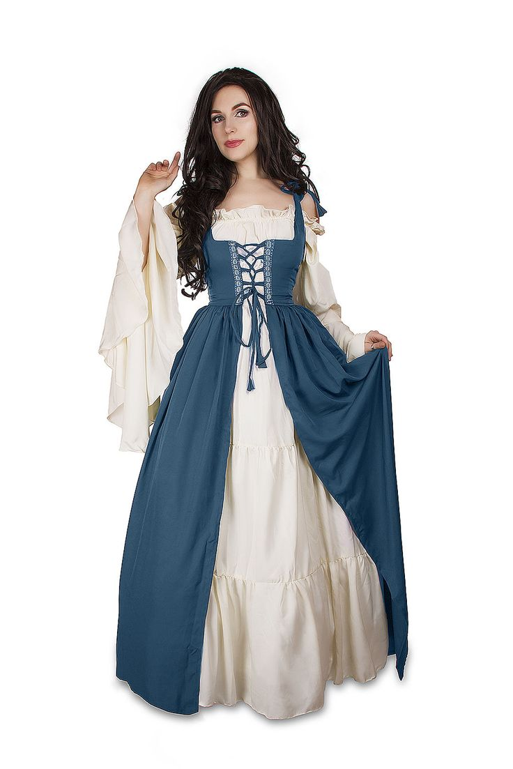 1624 best Fantasy costuming images on Pinterest | Medieval dress ...