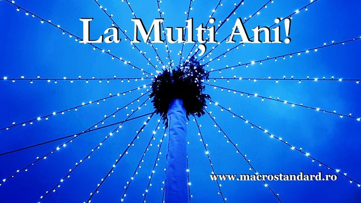 La Multi Ani 2017! Happy New Year!