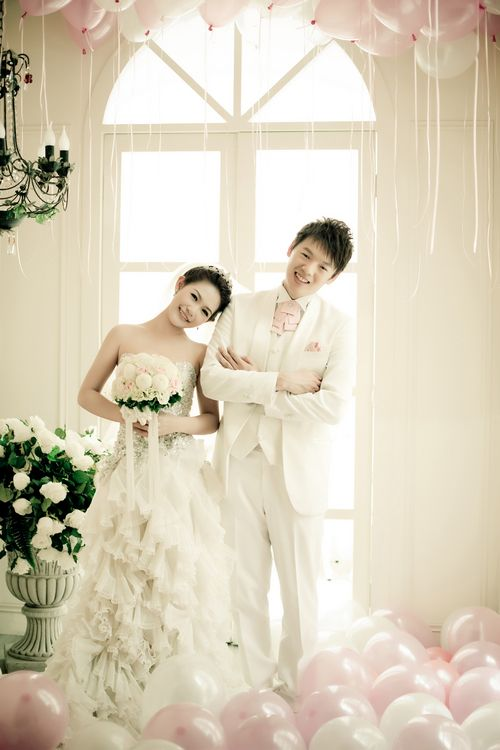 Taiwan Wedding Photography - the recently famous *Korean Style* photography…