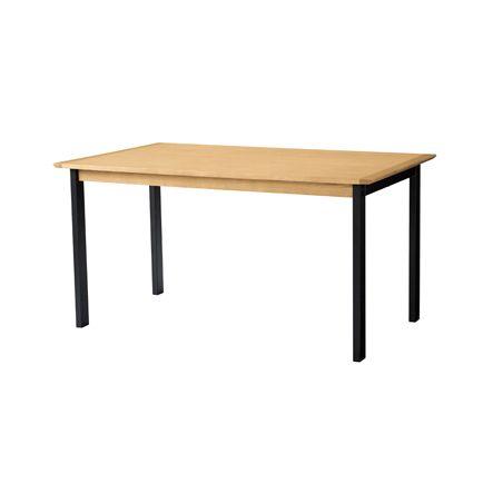 HOXTON(ホクストン) ダイニングテーブル W1400 ナチュラル