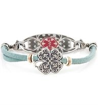 Jackpot Medical ID Bracelet | Lauren's Hope