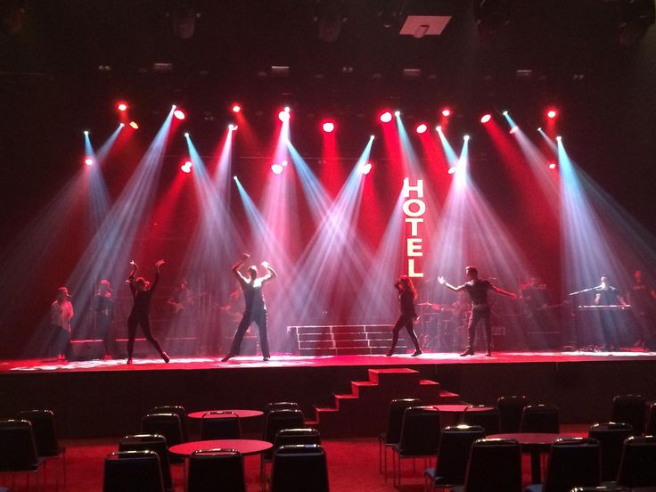 Sound check snap at Crown Casinos The Palms corporate event today.