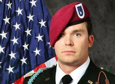 WASHINGTON (Reuters) - A U.S. service member who died when an improvised explosive device detonated while he was on patrol outside the northern Iraqi city of Mosul was identified on Sunday as 1st Lieutenant Weston Lee. Lee, 25, of Bluffton, Georgia, was an infantry officer assigned to 1st Battalion,