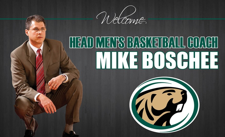 July 11, 2012 Bemidji State Director of Athletics Dr. Rick Goeb announced the hiring of Mike Boschee, a 22-year veteran of coaching, as the Beavers' new head coach.