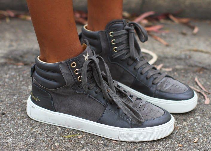 Fantásticas zapatillas urbanas de mujer