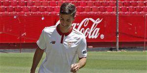 Luciano Vietto signs for Sevilla FC. http://www.soccerbox.com/blog/sevilla-sign-luciano-vietto/
