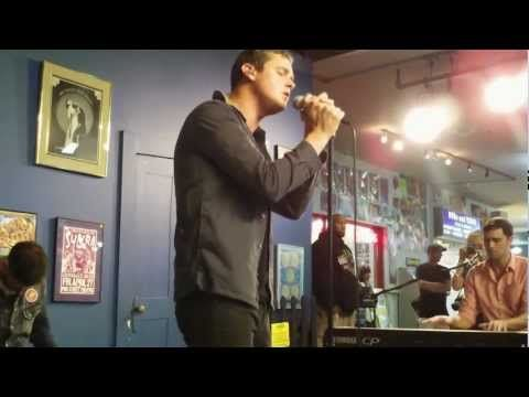 Keane - Sovereign Light Café (Acoustic) - Live at Amoeba Records in San Francisco - YouTube