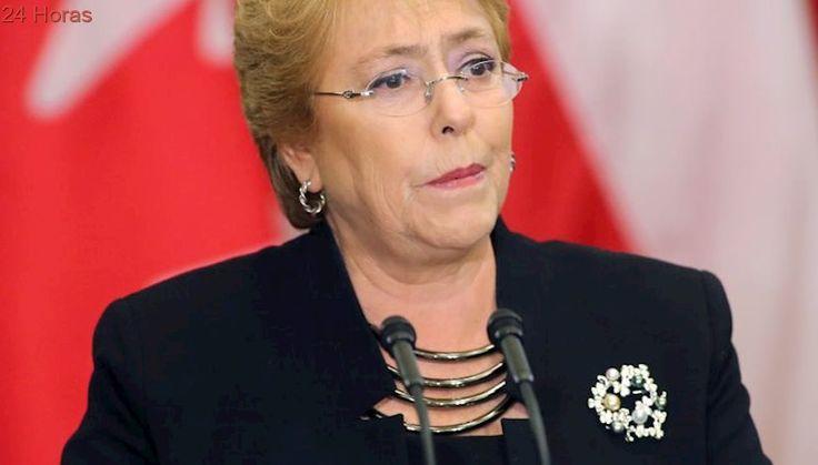 Presidenta Bachelet invitó a candidatos presidenciales a conmemoración del 11 de septiembre