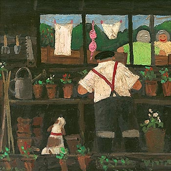 Gary Bunt, rhymes with.....er....marry!