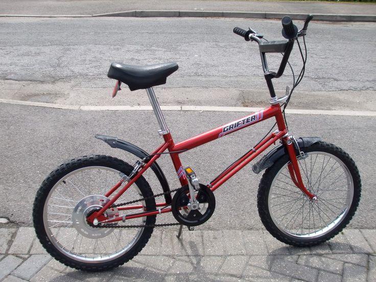 Raleigh Grifter MK1 Red