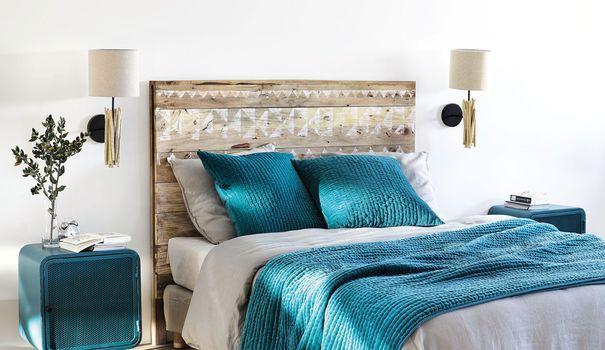 20 têtes de lit pour un sommeil déco - Côté Maison