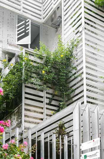 Good Mein Garten Headquartes Hanoi Vietnam Vu Xuan Son via ArchDaily