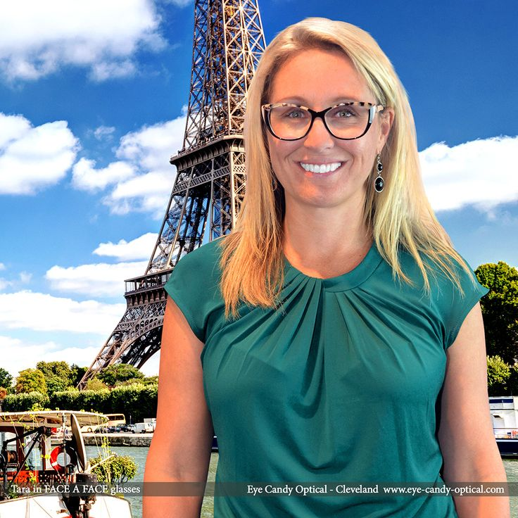 Tara is having fun in Paris wearing her new French designer glasses by Face a Face.  Eye Candy loves fun too and enjoys going places with the finest European Eyewear fashion! Eye Candy Optical Cleveland - The Best Glasses Store! (440) 250-9191 - Book an Eye Exam Online or Over the Phone www.eye-candy-optical.com