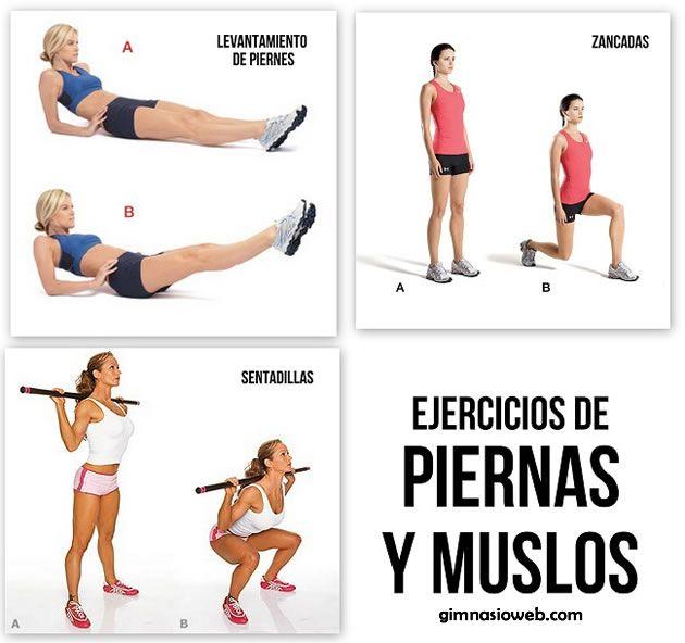 Las 25 mejores ideas sobre Musculos De Las Piernas en