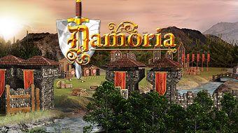 Strategická online hry Damoria. Online hra blížící se kvalitou PC hrám.