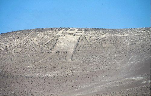 Atacama Giant, Atacama desert Chili