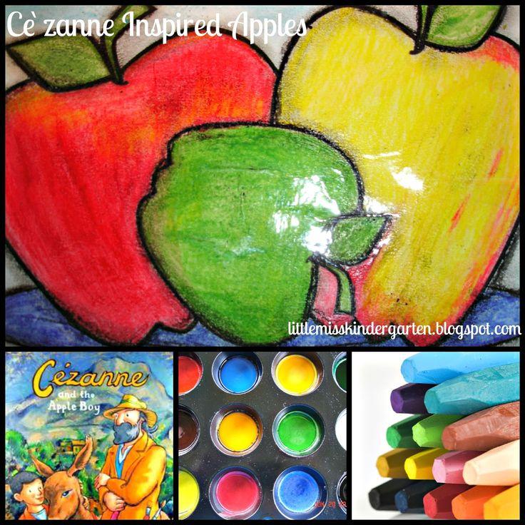 Little Miss Kindergarten - Lessons from the Little Red Schoolhouse!: Art!