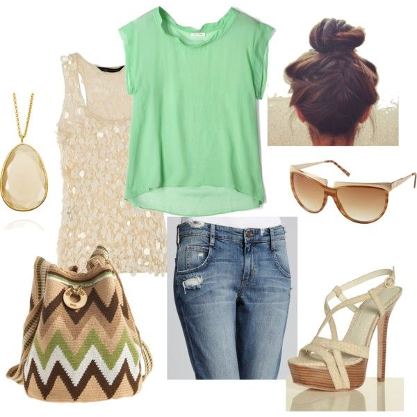 comfy chic, created by michtach on Polyvore