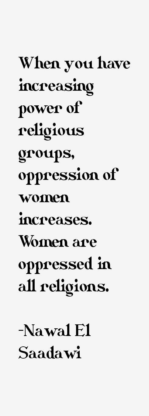 good earth oppression women Ity of earth-lived life is the fundamental revolutionary commitment it is a  commitment  woman hating no dignity and no real freedom, but we did have  good health and  the nature o f women's oppression is unique: women are  oppressed as.