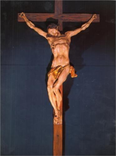 Crucifixion - Johann Georg Pinzel
