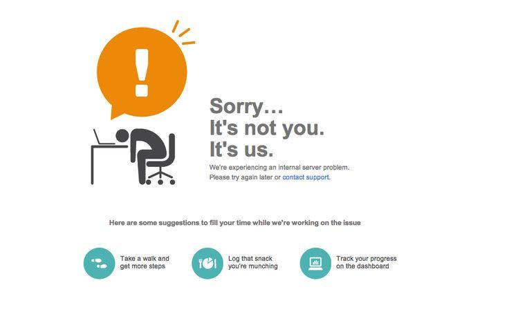 Fitbit 404