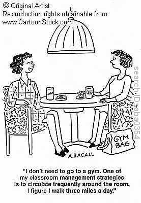 classroom management cartoons,