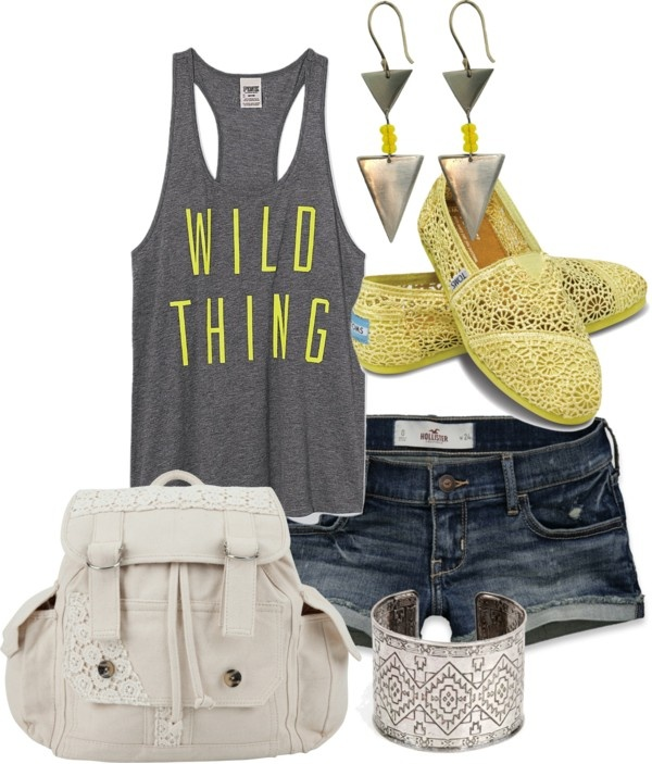 """""""An Outfit for Hawaii"""" by cjb4396 ❤ liked on Polyvore"""