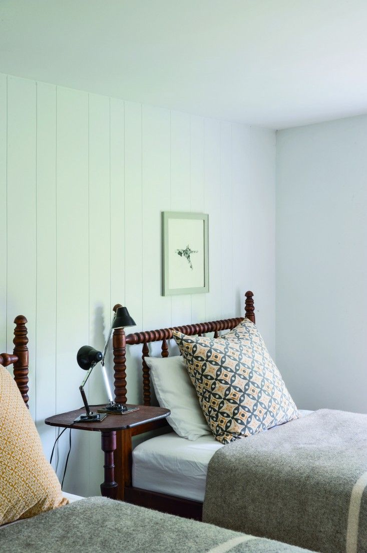 Workstead Upstate guest room photograph by Matthew Williams | Remodelista