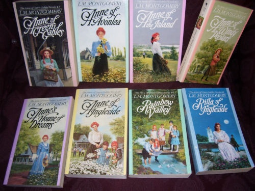 Lucy Maud Montgomery paints a luxuriously whimsical tale of a girl who goes from rags to riches in love and family if not materially - beautiful setting, style and story